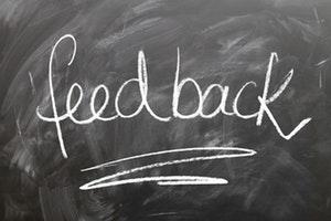 Leer omgaan met feedback